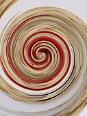 Loose Spiral Blur