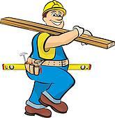 Carpenter Tools Clip Art - Royalty Free - GoGraph