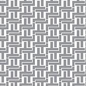 Pattern of black and white