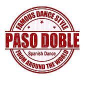 Paso Doble stamp