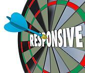 Responsive Word Dart Board Flexible Adaptive Reaction