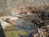 Knob creek in Kentucky
