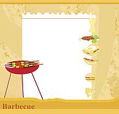 Barbecue Party Invitation