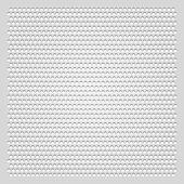 Background gray perforated sheet