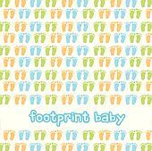 footprint baby