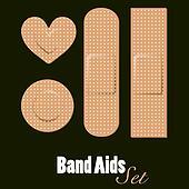 Band aids set