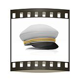 Marine cap. The film strip