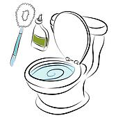 Toilet Bowl Cleaning Tools