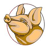 porc sign