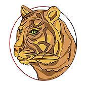 tiger sign