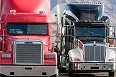 2 two trucks truck fleet