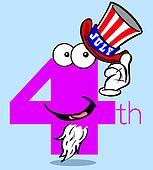 Fourth of July.BBG