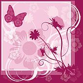 flowers background 1