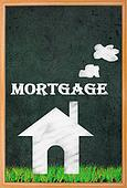 Mortgage and house