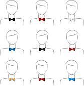 Set bow tie