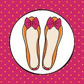 Cute Ballerina Shoes