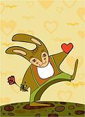 Hare Walk Rendezvous