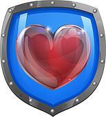 Heart shield concept