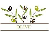 Olives label