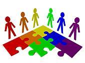 Teamwork - puzzle