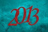 New Year 2013, PF card illustration