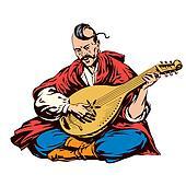 Cossack Musician
