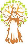 Panacea - ancient Greek goddess.