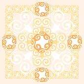 Abstract Background Ornament Design