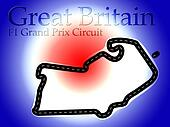 Silverstone Great Britain UK F1 Race Circuit