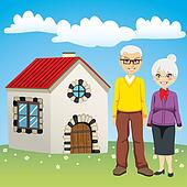Sweet Retirement House