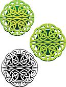Celtic knot with variations