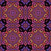 Jungle Seamless Pattern