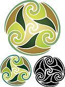 Earth goddess symbol
