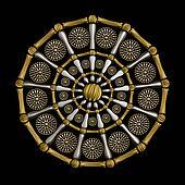 Art of jewelry ornament design