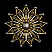 Luxury jewelry decoration