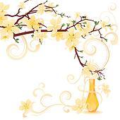yellow fragrance