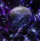 Electric enclosed in sphere