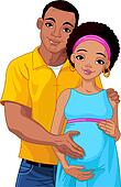 Pregnant pair