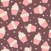 Cupcakes Background