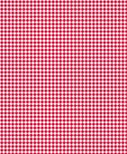 Raspberry Checker Plaid Paper