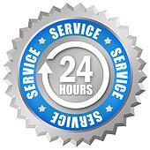 Service 24 hours token