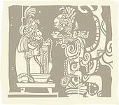 Maya Priest Vision