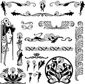 a set of patterns for design purpos