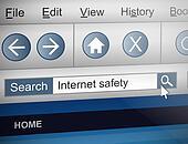 Internet safety.