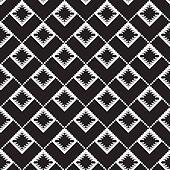 Ethnic black texture
