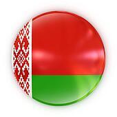 badge - Belarus flag