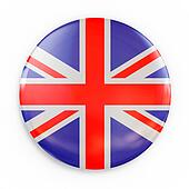 flag badge - Great Britain