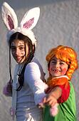 Celebrating Jewish Holiday Purim