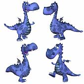 Blue Dragon Pack - 3of3