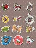 insect stickers
